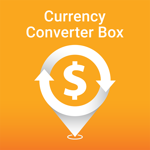 Currency Converter Box