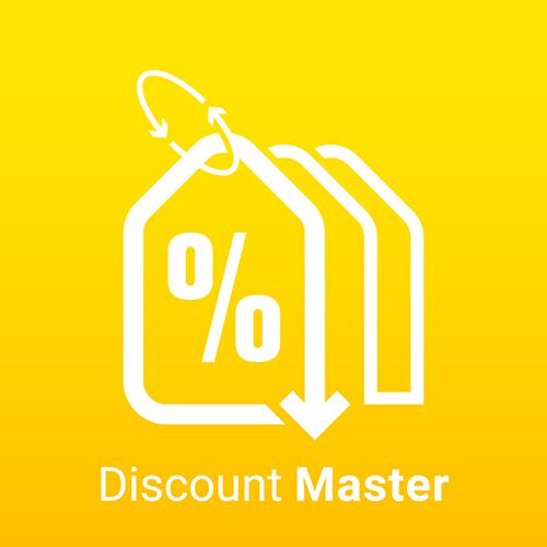 Discount Master