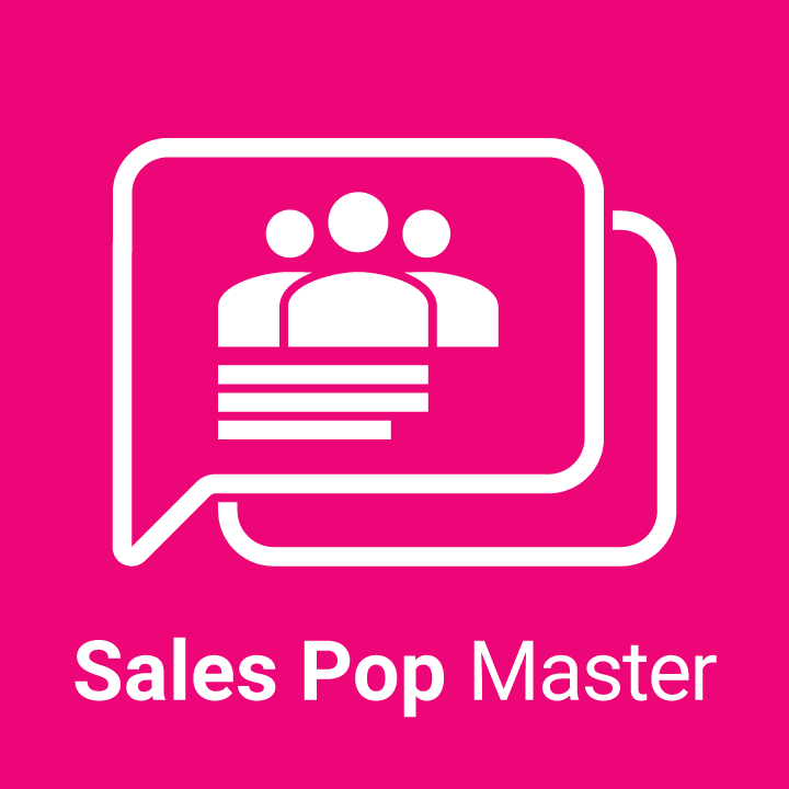 Sales Pop Master